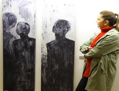 Photo of Türk Sanatçı Berna Atlıhan, Uluslararası ANIMA MUNDI FESTİVALİ'nde!