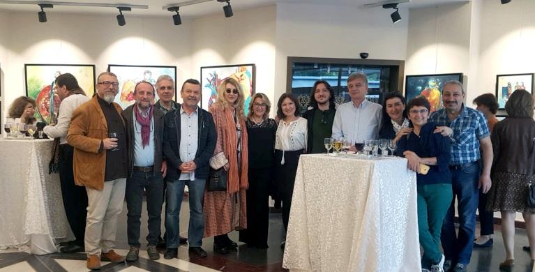 Photo of 'Sonsuz Döngü' Sergisi Büyük Kulüp'te açıldı.