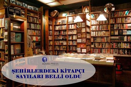 Photo of ŞEHİRLERDEKİ KİTAPÇI SAYILARI BELLİ OLDU