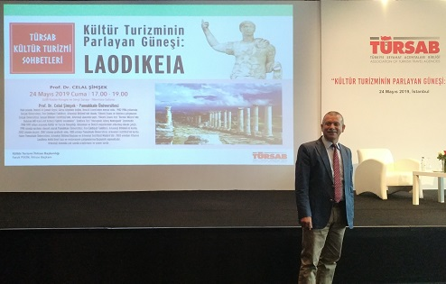 Photo of Anadolu insanının kurduğu şehir 'LAODIKEIA' konuşuldu!