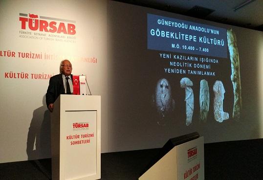 """Photo of """"Günümüz uygarlığının temeli, Göbeklitepe kültürüdür."""""""