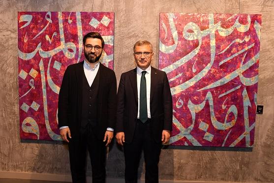 """Photo of Sami Savatlı'nın """"Sonsuz Kökler"""" sergisi Nev Mekan Galeri'de"""