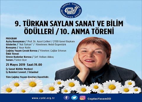 Photo of 9. Türkan Saylan Sanat ve Bilim Ödülleri'nin Sahipleri Belli Oldu