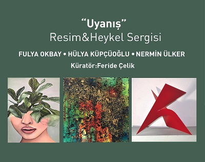 "Photo of Bude Art & Architecture Resim ve Heykel Karma Sergisi – ""UYANIŞ"""