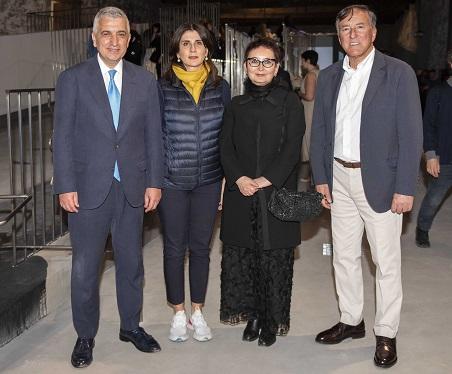 Photo of Venedik Bienali Türkiye Pavyonu Açıldı