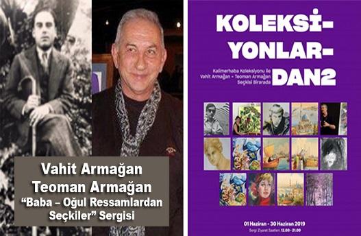 Photo of 'Baba-Oğul Ressamlardan Seçkiler'