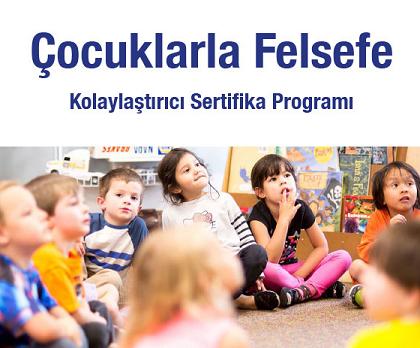 Photo of ÇOCUKLARLA FELSEFE KOLAYLAŞTIRICI SERTİFİKA PROGRAMI