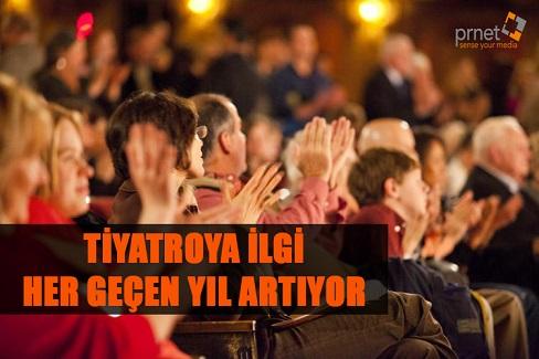Photo of TİYATROYA İLGİ HER GEÇEN YIL ARTIYOR