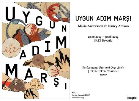 Photo of SALT Beyoğlu 'Uygun Adım Marş!'