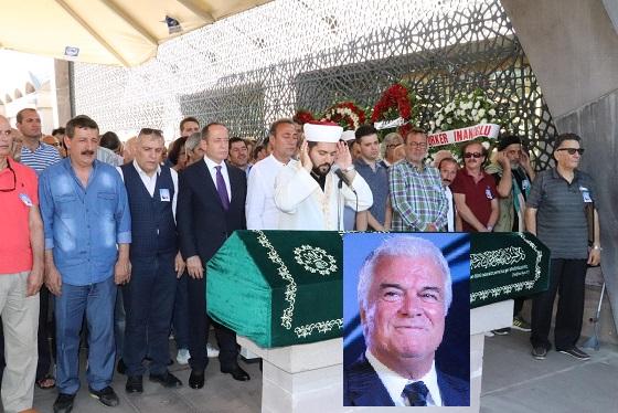 Photo of Yalçın Gülhan son yolculuğuna uğurlandı.