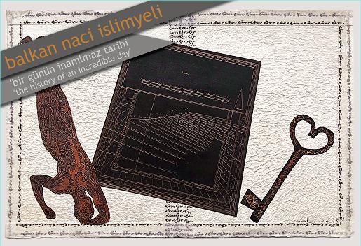 """Photo of Mine Sanat Galerisi, Yalıkavak Bodrum Sergi – Balkan Naci İslimyeli """"Bir Günün İnanılmaz Tarihi"""""""
