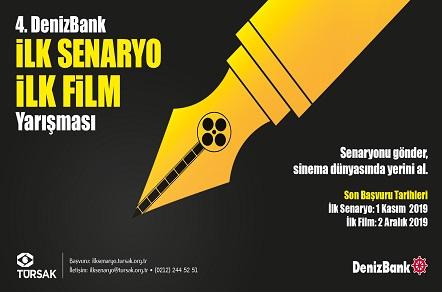 Photo of DenizBank İlk Senaryo İlk Film Yarışması