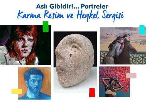 Photo of İstMarina Sanat Karma Resim ve Heykel Sergisi