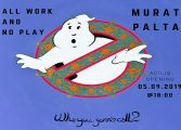"x-ist Sergi - Murat Palta ""All Work and No Play"""