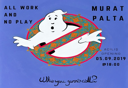 "Photo of x-ist Sergi – Murat Palta ""All Work and No Play"""