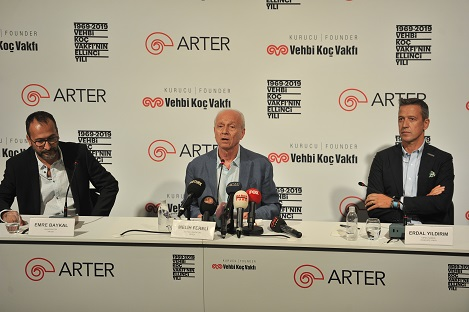 Photo of ARTER KAPILARINI İLK KEZ BASINA AÇTI!