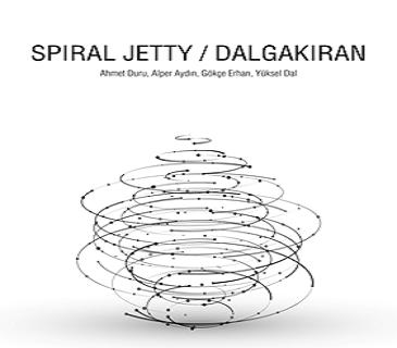 "Photo of İstanbul Kültür Üniversitesi Sanat Galerisi (İKÜSAG) Grup Sergisi – ""Spiral Jetty"""