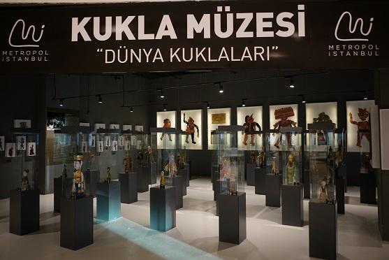 """Photo of Kukla Müzesi """"Dünya Kuklaları"""" Metropol İstanbul'da Açıldı"""