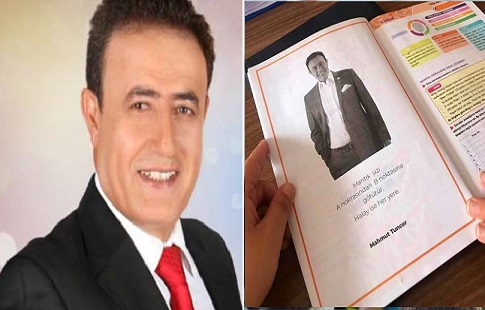 Photo of TEST KİTABINA GİREN MAHMUT TUNCER'DEN AÇIKLAMA