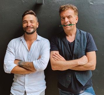 Photo of Murat Cemcir ve Ahmet Kural'a SİSAY Başarı Ödülü