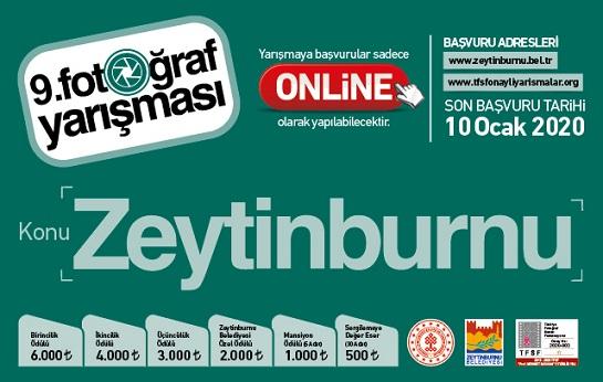 Photo of Zeytinburnu 9. Fotoğraf Yarışması'na Başvurular Başladı