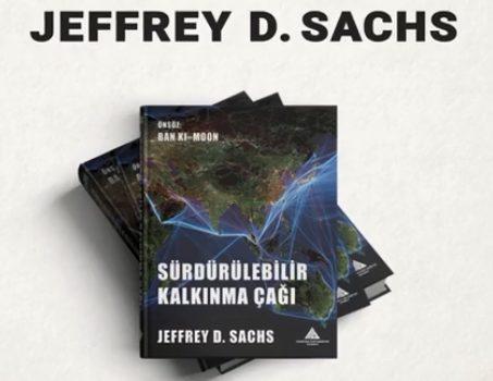 "Photo of Yeditepe Üniversitesi Konferans – Prof. Dr. Jeffrey D. Sachs ""Sürdürülebilir Kalkınma Çağı"""