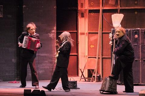 Photo of Almanya'nın dünyaca ünlü Oyunu 'Teatro Delusio' Eskişehir'de sahnelendi.