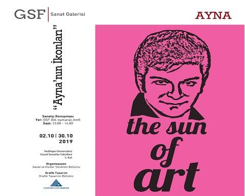 Yeditepe Üniversitesi Güzel Sanatlar Fakültesi Sanatçı Konuşması - Anıl Taşezen, Marcus Graf 'Ayna'nın İkonları'