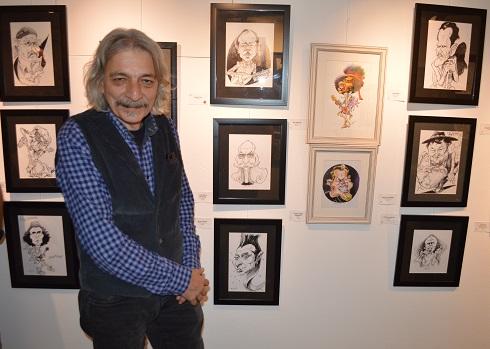 Photo of Aptulika'nın çizgileriyle Cem Karaca'dan Zappa'ya..