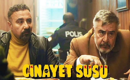 Photo of 'Cinayet Süsü' sinemalarda!