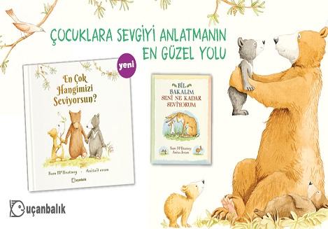 Photo of Çocuklara sevgiyi anlatmanın yolu bu kitaptan geçiyor!