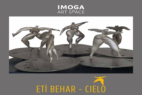 "Photo of IMOGA Art Space Heykel Sergisi – Eti Behar ""Cielo"""