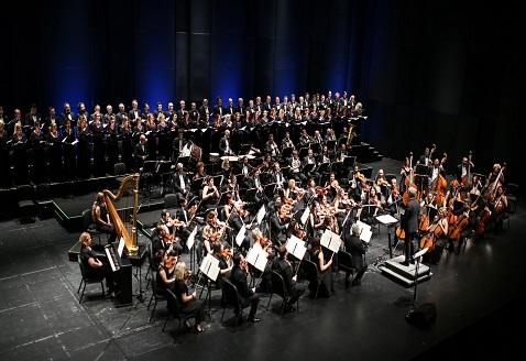 """Photo of Zorlu PSM Turkcell Sahnesi, İstanbul Devlet Opera ve Balesi """"KURTULUŞ"""" VE """"CUMHURİYET"""""""