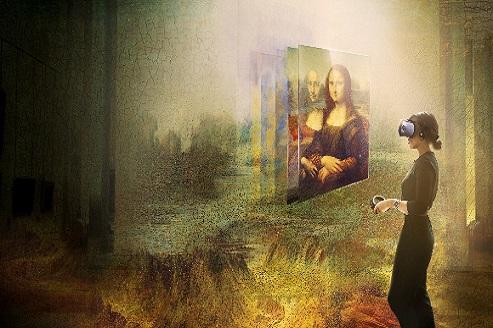 Louvre Müzesi ilk sanal gerçeklik deneyimini sunuyor! 1
