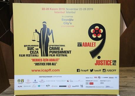 Photo of 9. Uluslararası Suç ve Ceza Film Festivali