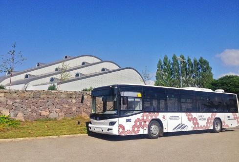 Photo of BMC'den Baksı Müzesi'ne otobüs hediyesi