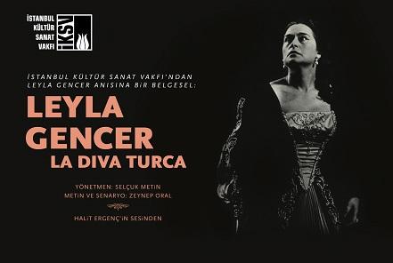 "Photo of LEYLA GENCER BELGESELİ ""LA DIVA TURCA"" SÜREYYA OPERASI'NDA"