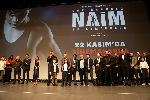 Photo of NAİM filminden ŞAMPİYONA YAKIŞIR GALA