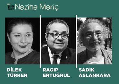 """Photo of Nazım Hikmet Kültürevi Söyleşi – """"Nezihe Meriç'in Oyun Yazarlığı"""""""