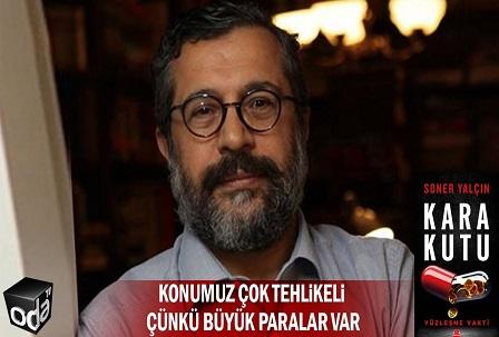 Photo of Soner Yalçın 'Kara Kutu'yu anlattı!