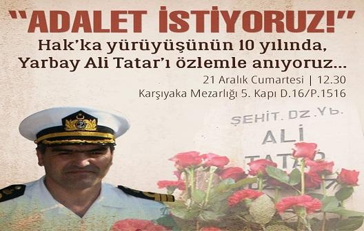 Photo of Ali Tatar'sız 10 Yıl