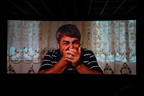 """Photo of """"Aslan Parçam"""" seyirci ile buluştu!"""