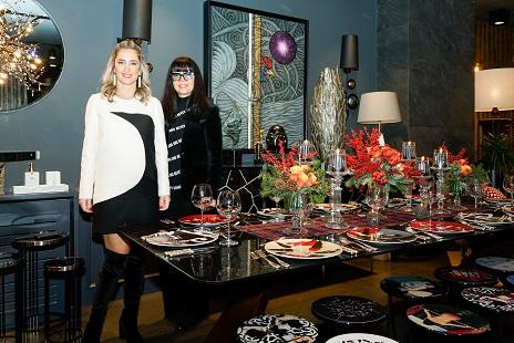 Photo of 'KEZBAN for ALL ABOUT DESIGN' koleksiyonu 'Yeni yıl daveti' ile tanıtıldı