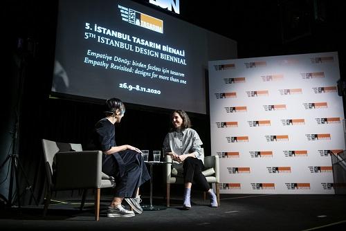 """Photo of 5. İstanbul Tasarım Bienali """"empati""""nin tanımını yeniden düşündürüyor"""