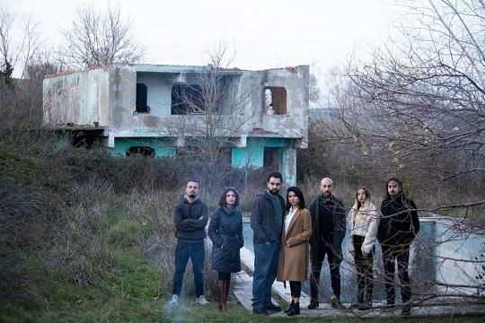 """Photo of """"Kanlı Havuz"""" ekibi vaka yerinde!"""