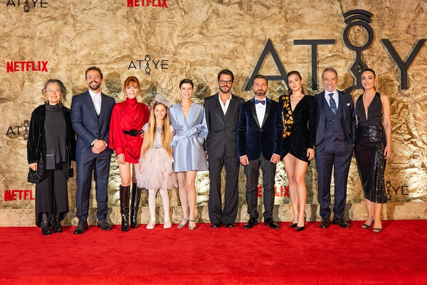 "Photo of NETFLIX'DEN ""ATİYE""YE GÖRKEMLİ GALA"