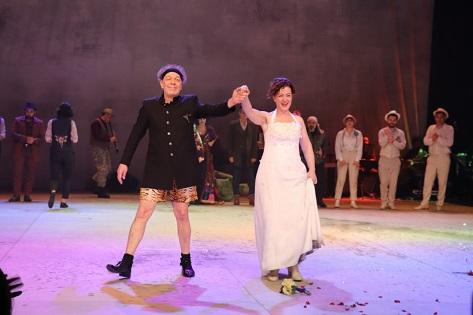 """Photo of Bir Tiyatro Şöleni """"12. Gece"""" Tekrar Sahnelerde!"""