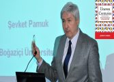 "Şevket Pamuk'a ""BOOK PRIZE MIDDLE EAST STUDIES"" Ödülü"