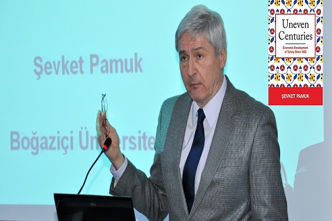"Photo of Şevket Pamuk'a ""BOOK PRIZE MIDDLE EAST STUDIES"" Ödülü"