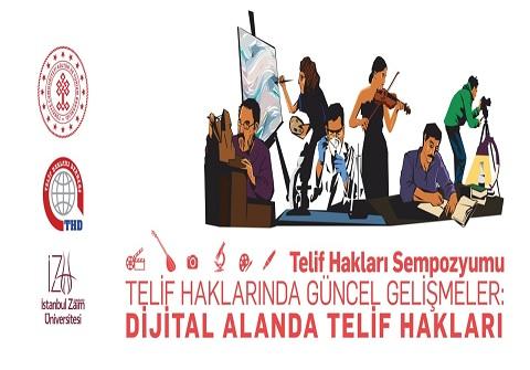 Photo of Telif Hakları Derneği, Telif Hakları Sempozyumu